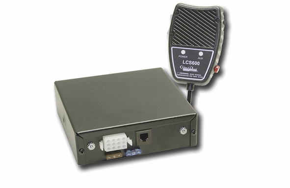 Signal Vehicle Products Multi Function Siren w/ Mic Controller LCS600