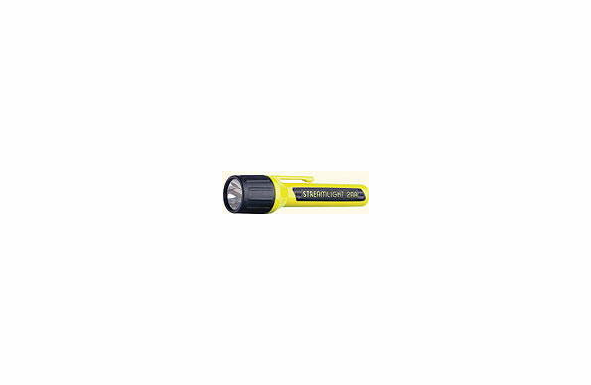 Streamlight ProPolymer 2AA with alkaline batteries - Yellow - 67201