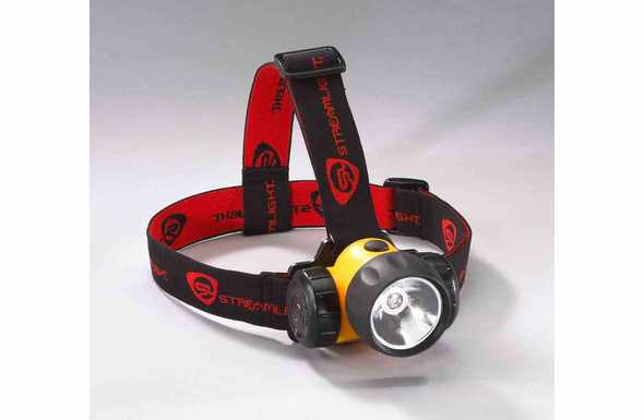 Streamlight 3AA HAZ-LO LED Headlamp - Yellow - 61200