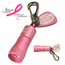 Streamlight Pink Nano Light Micro-Miniature LED Key Chain Light - 73003