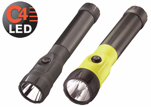 Streamlight PolyStinger C4 LED Rechargeable Flashlights