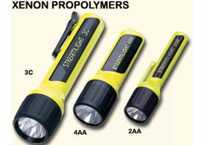 Streamlight ProPolymer Xenon Bulb Flashlights by Streamlight