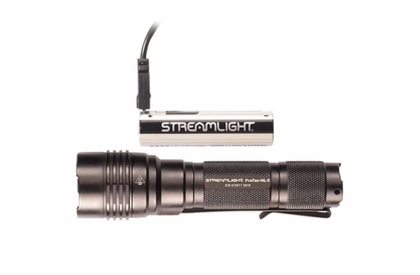 Streamlight ProTac HL-X w/ 18650 USB Battery - 88085