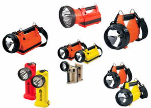 Streamlight Rechargeable Search Lantern Series