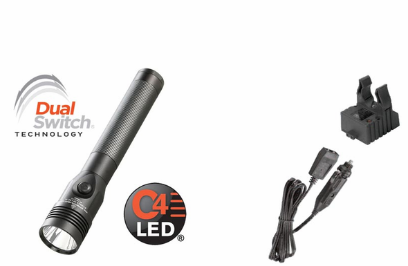 Streamlight Stinger DS LED HL - DC Smart Charger - 75456