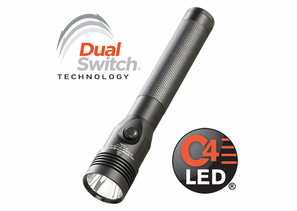Streamlight Stinger LED DS Dual Switch HL Rechargeable Flashlights
