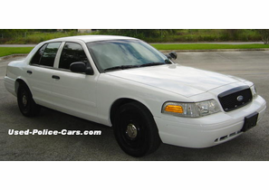Used Police Cars & Vehicles