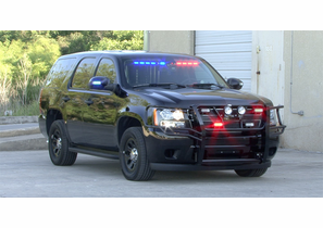 ·Video· Chevrolet Tahoe K-9 Police Package Outfitted by SWPS