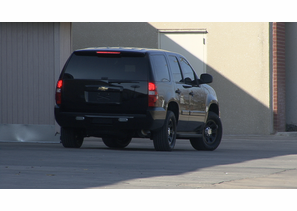 ·Video· Chevrolet Tahoe Whelen Howler Police Package Outfitted by SWPS