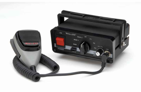 Whelen 295SL101 Full Function Hands-Free Siren w/ PA