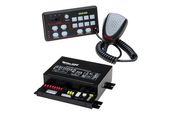 Whelen 295SSA1 Single Tone Remote Siren & Controller