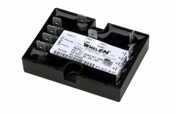 Whelen 4 Outlet LED Flasher - 62 patterns - ULF44