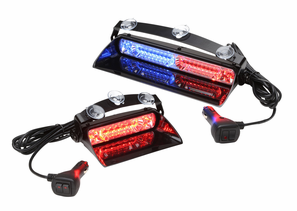 Whelen Avenger II Linear/TIR Super-LED Dashlights