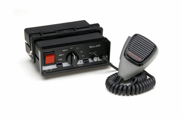 Whelen Hands-free Siren With Pa