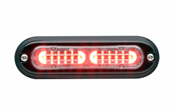 Whelen ION T Super-LED Lighthead - RED - TLIR