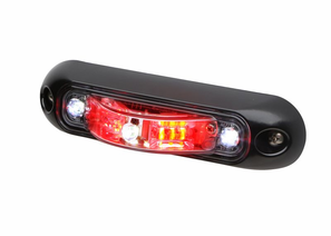 Whelen ION V-Series Super-LED Surface Mount Lighthead