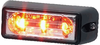 Whelen LIN3 Series Super-LED Lighthead - Red - RSR02ZCR
