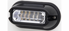 Whelen LINZ6 Super-LED Lighthead - LINZ6R - Red