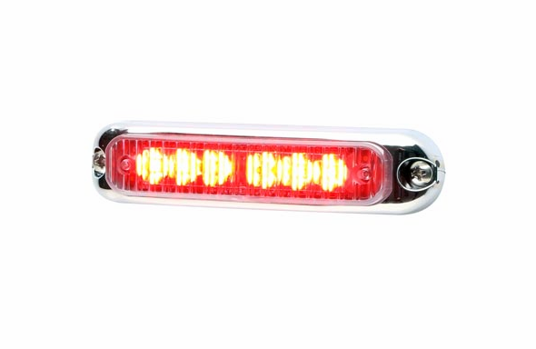 whelen micron surface mount super led lighthead red chrome flange mcrnscr 15 whelen micron surface mount super led lighthead red chrome whelen ion wiring diagram at n-0.co