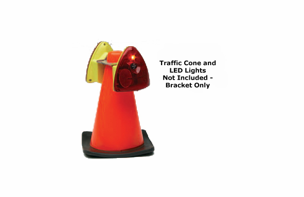 Whelen Safety Site Super-LED Traffic Control - Traffic Cone Elevation Ring