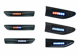 Whelen SideKick Super-LED Fender Lights  Series