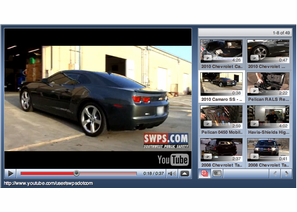 www.SWPS.tv - Watch Product Videos of Vehicles Outfitted by SWPS - #1