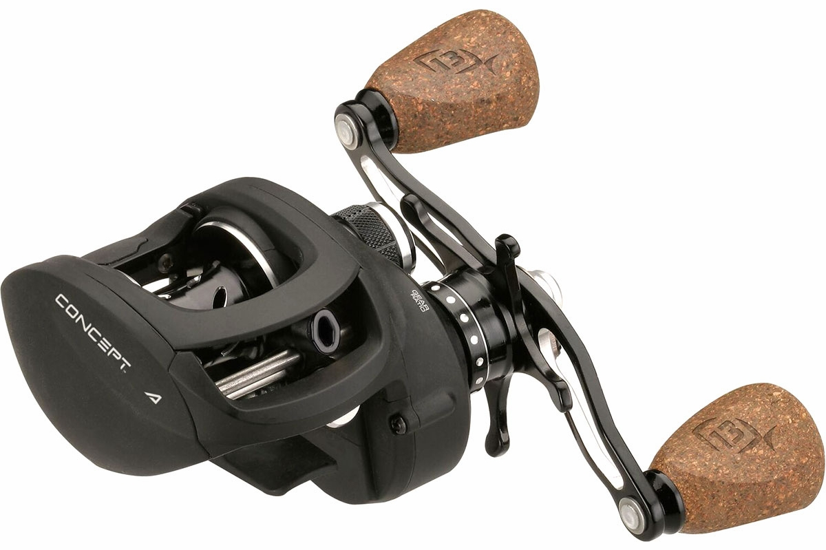 13 fishing a7 3 lh concept a reel tackledirect for 13 fishing concept a