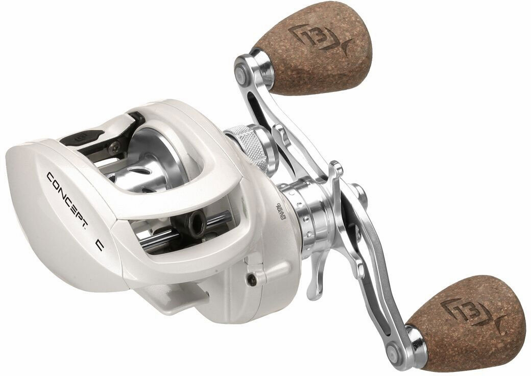 13 fishing c8 1 lh concept c reel tackledirect