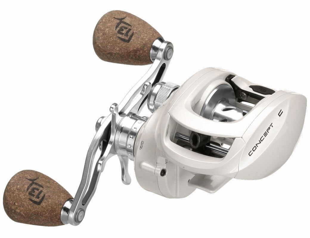 13 fishing c6 6 rh concept c reel tackledirect for 13 fishing spinning reels