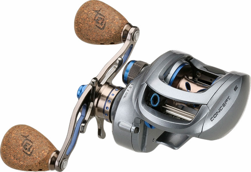13 fishing concept e reels tackledirect for Concept fishing reel