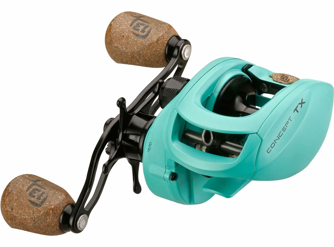 13 fishing tx7 3 rh concept tx reel tackledirect for How many fishing rods per person in texas