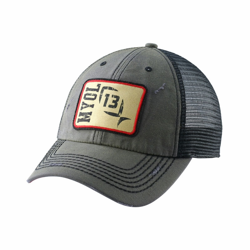 13 fishing 39 39 guy on a buffalo 39 39 cap tackledirect for 13 fishing apparel