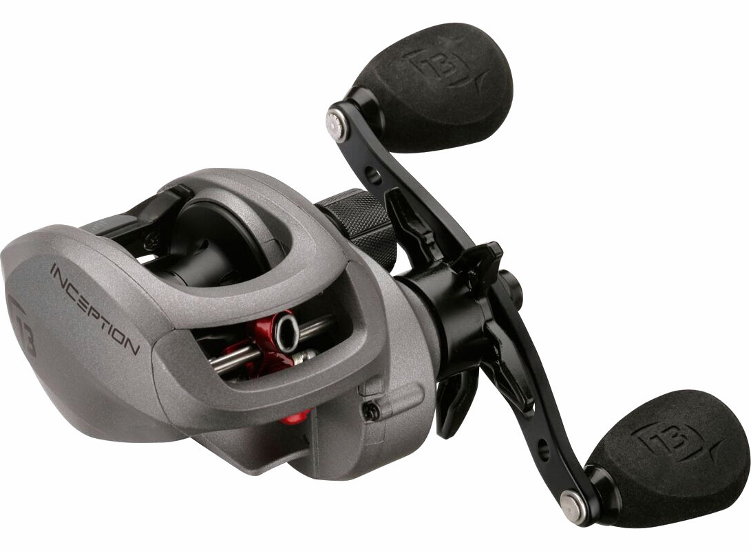 13 fishing in8 1 lh inception reel tackledirect for 13 fishing spinning reels