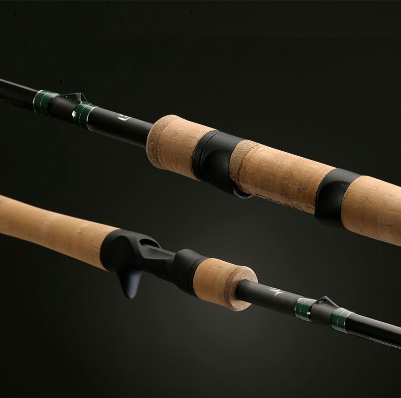 13 fishing omen green rods tackledirect for Green fishing rod