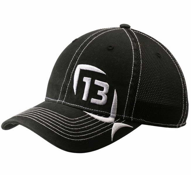 13 fishing 39 39 the stetson 39 39 black cap tackledirect for 13 fishing apparel