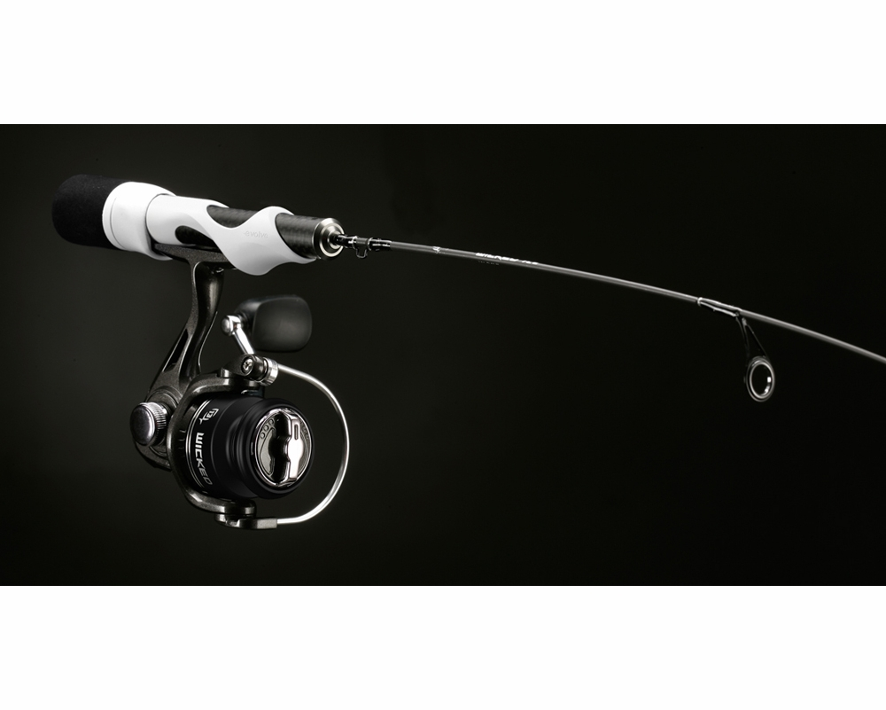 13 fishing nwc28m wicked ice combo for 13 ice fishing