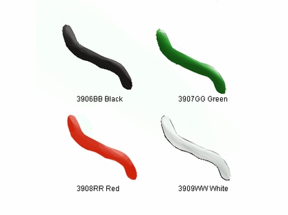"""9er's 390-6 41"""" Tube and Worm All Tube Lure"""