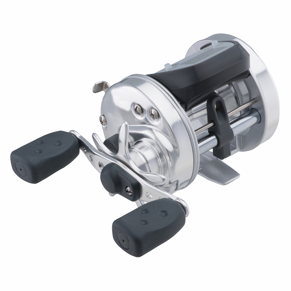Abu garcia ambs 6500lc ambassadeur s line counter reel for Fishing line on reel