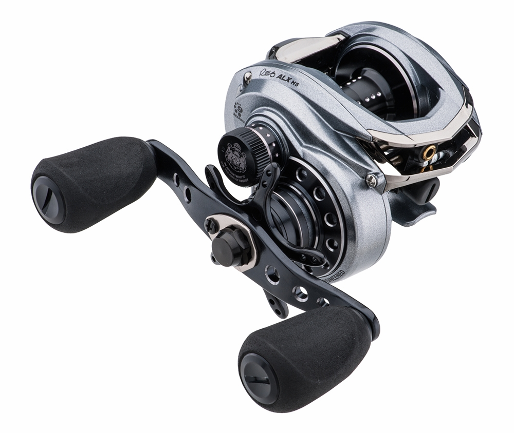 Abu garcia revoalx alx baitcasting reel tackledirect for Baitcasting fishing reel