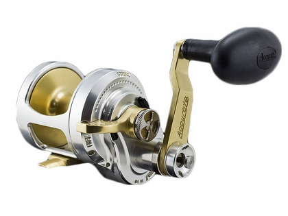 Accurate Boss Fury 2-Speed Reels
