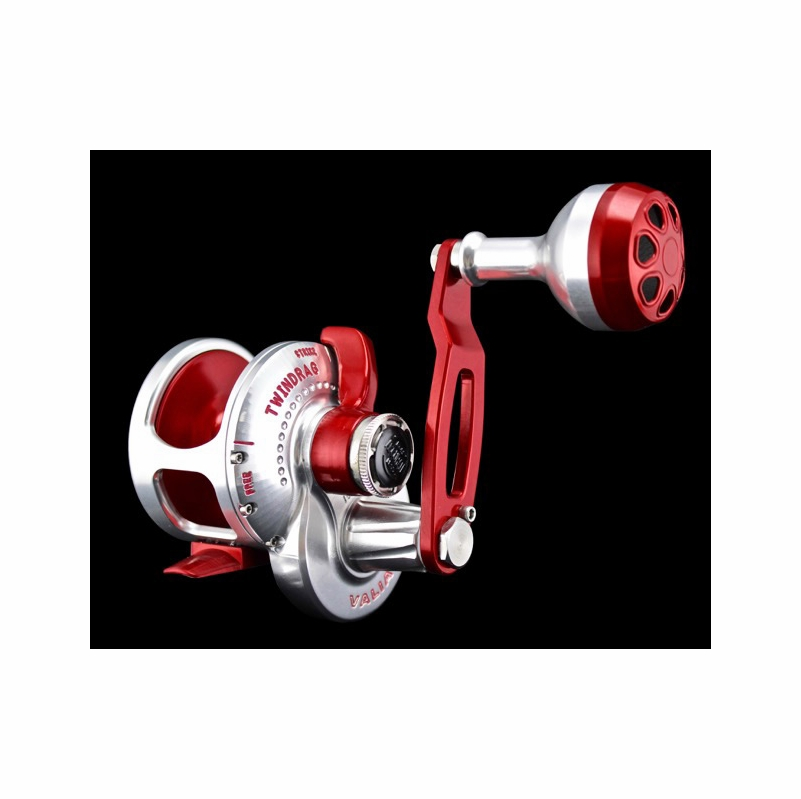 Accurate boss valiant baitcasting reels tackledirect for Accurate fishing reels