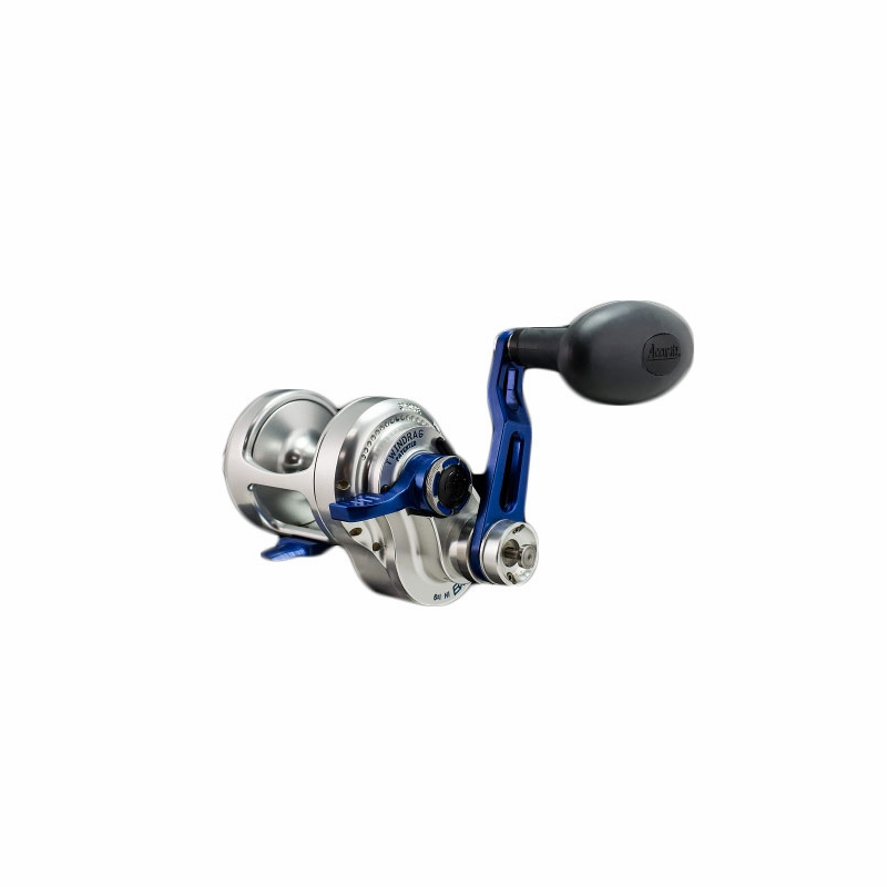 Accurate bx2 400bls boss extreme 2 speed reel for Accurate fishing reels
