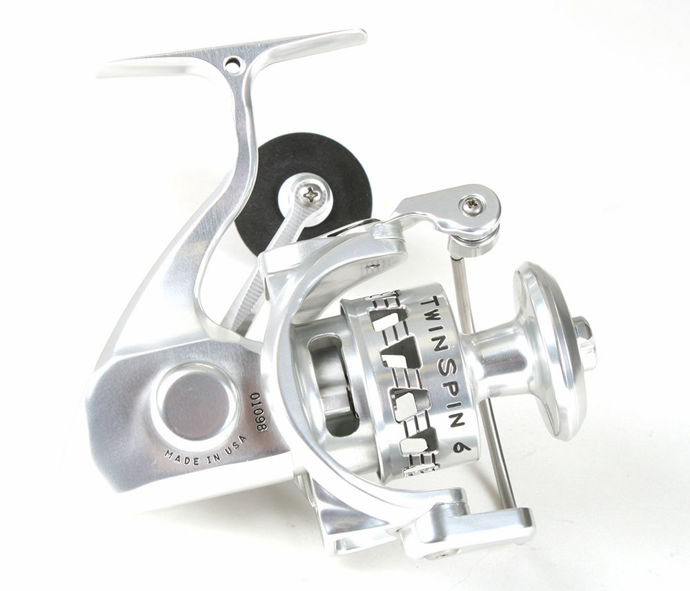 Accurate sr 6 twinspin 6 spinning reel tackledirect for Accurate fishing reels