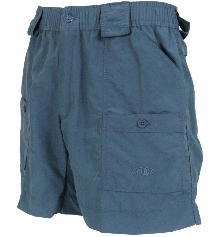 Aftco m01 original fishing shorts ocean tackledirect for Best fishing shorts