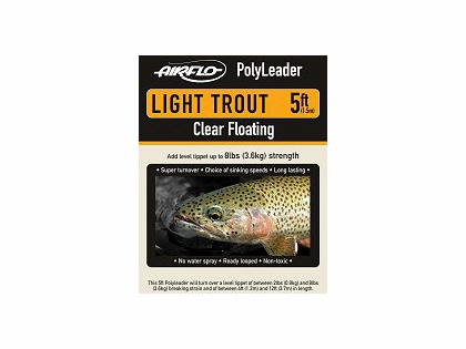 Airflo Light Trout PolyLeaders