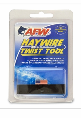 american fishing wire haywire twist tool tackledirect. Black Bedroom Furniture Sets. Home Design Ideas