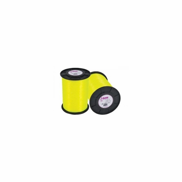 Ande monster yellow monofilament tackledirect for Ande fishing line