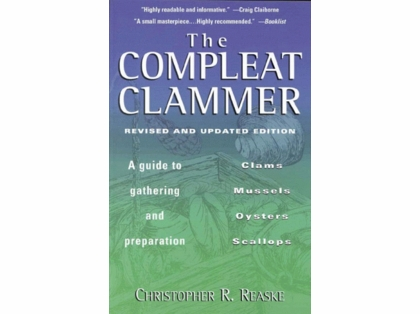 Anglers Books Compleat Clammers Revised Edition