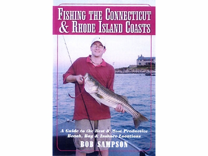 Anglers Books Fishing Connecticut & Rhode Island Coasts