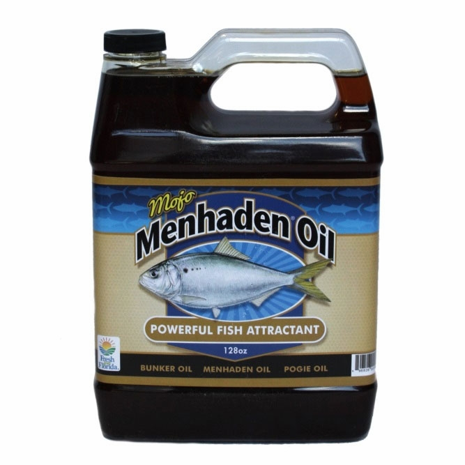 aquatic nutrition mojo menhaden oil 1 gallon tackledirect